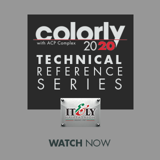 COLORLY 2020 Technical Reference
